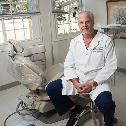 James A. Vito, DMD implant dentist philadelphia area